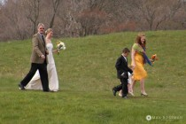 Allen Farm Wedding Ceremony Chilmark small