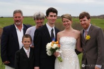 Wedding Ceremony Family Portrait small