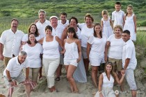 Family Reunion Beach Photography small