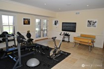 Gym/Game Room small