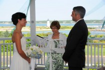 Wedding Ceremony Martha's Vineyard small