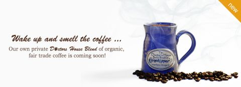 New Coffee Brand Launch Photography
