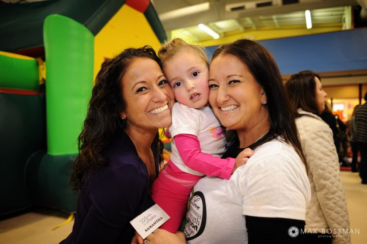 Smiles for Brookie fund-raising cerebral palsy awareness event Massachusetts